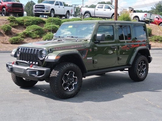 2020 jeep wrangler unlimited rubicon recon 4x4 waynesville nc asheville hendersonville greenville north carolina 1c4hjxfn7lw348598 2020 jeep wrangler unlimited rubicon recon 4x4